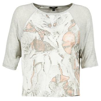 vaatteet Naiset Lyhythihainen t-paita Mexx EXOTI Grey