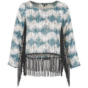 vaatteet Naiset T-paidat pitkillä hihoilla Mexx AMBRELI Blue