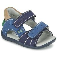 kengät Pojat Sandaalit ja avokkaat Kickers BOPING Laivastonsininen