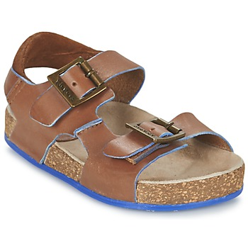 kengät Pojat Sandaalit ja avokkaat Kickers NANTI Brown