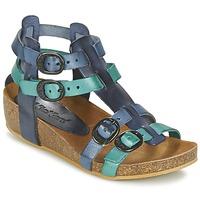 kengät Tytöt Sandaalit ja avokkaat Kickers BOMDIA Blue