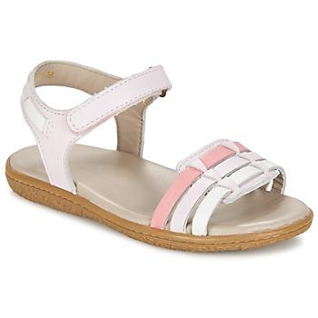kengät Tytöt Sandaalit ja avokkaat Kickers VELOZ Pink