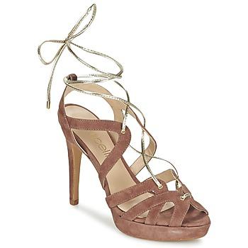 kengät Naiset Sandaalit ja avokkaat Fericelli BAIOLA Nude