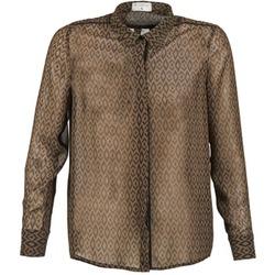 vaatteet Naiset Paitapusero / Kauluspaita Betty London EDINELLE Khaki