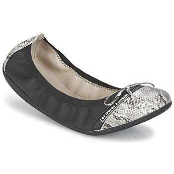kengät Naiset Balleriinat Les P'tites Bombes CAPRICE Black