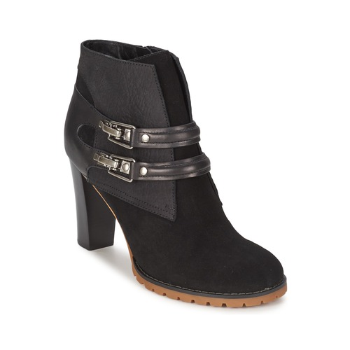 kengät Naiset Nilkkurit See by Chloé SB23116 Black