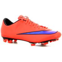 kengät Miehet Jalkapallokengät Nike Mercurial Veloce II FG Orange