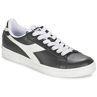 kengät Matalavartiset tennarit Diadora GAME L LOW Black / White