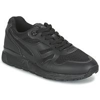 kengät Miehet Matalavartiset tennarit Diadora N9000 MM II Black