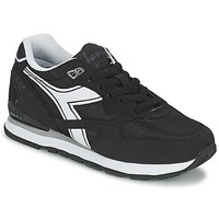 kengät Matalavartiset tennarit Diadora N-92 Black / White