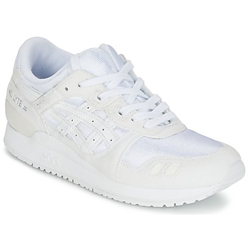 kengät Lapset Matalavartiset tennarit Asics GEL-LYTE III GS White