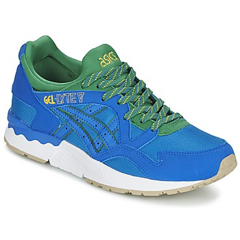 kengät Matalavartiset tennarit Asics GEL-LYTE V BRAZIL PACK Blue / Green