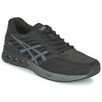 kengät Miehet Juoksukengät / Trail-kengät Asics FUZEX Black