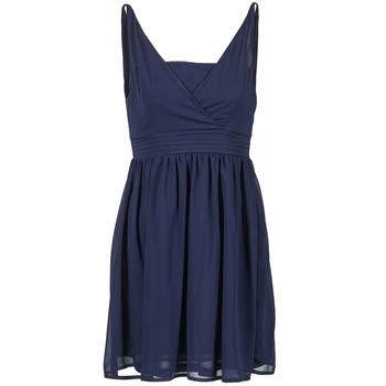 vaatteet Naiset Lyhyt mekko Betty London ESQUIVI Laivastonsininen