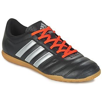 kengät Miehet Jalkapallokengät adidas Performance GLORO 16.2 INDOOR Black