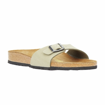 kengät Naiset Sandaalit Birkenstock MADRID Khaki