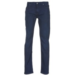vaatteet Miehet Slim-farkut 7 for all Mankind RONNIE WINTER INTENSE Blue / Fonce
