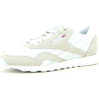 kengät Matalavartiset tennarit Reebok Sport Classic Nylon Blanc
