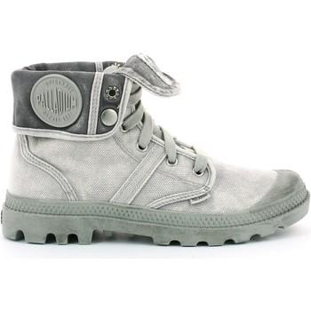 kengät Bootsit Palladium BAGGY TOILE Gris