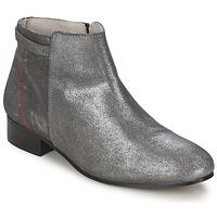 kengät Naiset Bootsit Alba Moda FLONI Silver