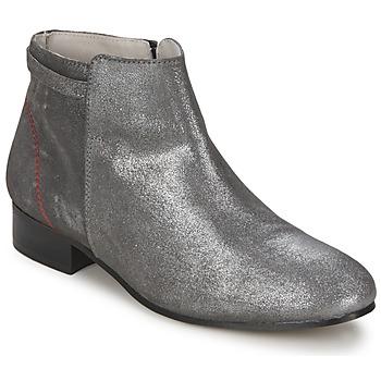 kengät Naiset Bootsit Alba Moda FLONI Hopea