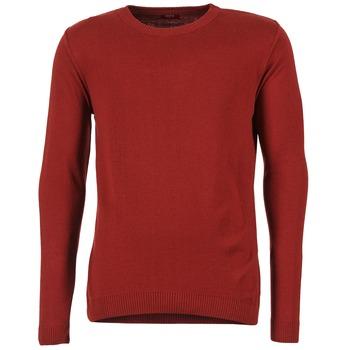 vaatteet Miehet Neulepusero BOTD ELABASE ROUND Punainen