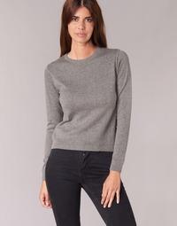 vaatteet Naiset Neulepusero BOTD ECORTA Grey