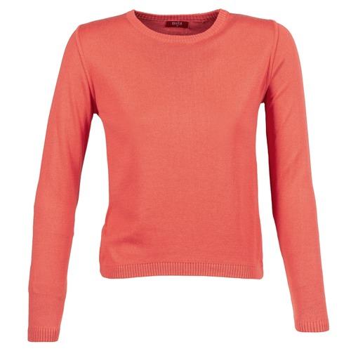 vaatteet Naiset Neulepusero BOTD ECORTA Orange
