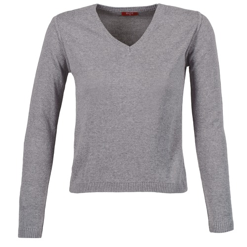 vaatteet Naiset Neulepusero BOTD ECORTA VEY Grey