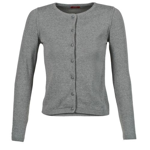 vaatteet Naiset Neuleet / Villatakit BOTD EVANITOA Grey