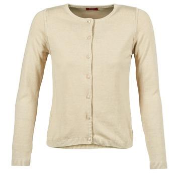 vaatteet Naiset Neuleet / Villatakit BOTD EVANITOA Beige