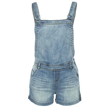 vaatteet Naiset Jumpsuits / Haalarit Naf Naf GUERIC Blue