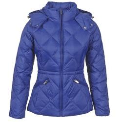 vaatteet Naiset Toppatakki Benetton FOULI Blue