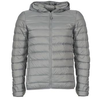 vaatteet Miehet Toppatakki Benetton FOULI Grey