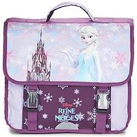 laukut Tytöt Koululaukut Disney REINE DES NEIGES CARTABLE 38CM Violetti