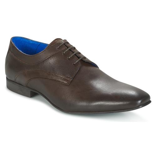 kengät Miehet Derby-kengät Carlington MECA Brown