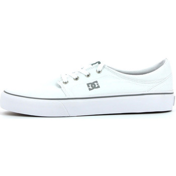 kengät Matalavartiset tennarit DC Shoes Trase TX White