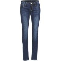 vaatteet Naiset Slim-farkut Yurban IETOULETTE Sininen