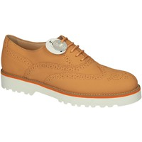 kengät Naiset Derby-kengät Hogan HXW2590R3207UTG618 Arancione chiaro