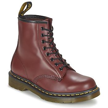 kengät Bootsit Dr Martens 1460 Red