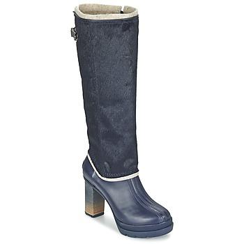 kengät Naiset Saappaat Sorel MEDINA IV PREMIUM Collegiate / Sininen / Musta