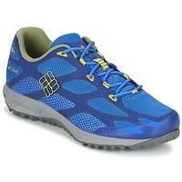 kengät Miehet Juoksukengät / Trail-kengät Columbia CONSPIRACY IV OUTDRY Blue