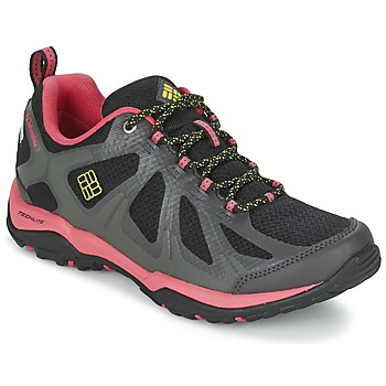 kengät Naiset Urheilukengät Columbia PEAKFREAK XCRSN II XCEL LOW OUTDRY Black