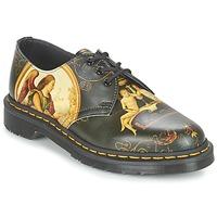 kengät Derby-kengät Dr Martens 1461 Black / Kuvioitu
