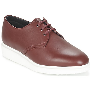 kengät Derby-kengät Dr Martens TORRIANO Red / Cherry
