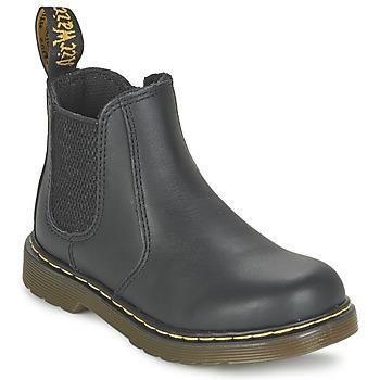 kengät Lapset Bootsit Dr Martens SHENZI Black
