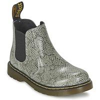 kengät Lapset Bootsit Dr Martens BANZAI ASP Grey / Clair