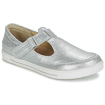 kengät Lapset Sandaalit ja avokkaat Birkenstock ABILENE Argenté