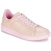 kengät Naiset Matalavartiset tennarit Yurban EZIME Vaaleanpunainen