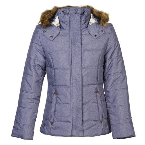 vaatteet Naiset Toppatakki Oxbow SHERGOL Blue
